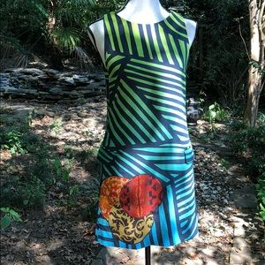 Desigual funky dress